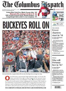 buckeyes roll on